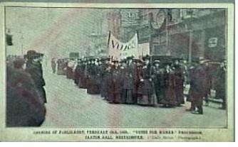 Feb 1906 Procession