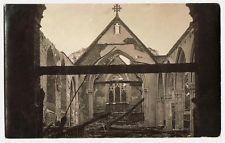 Wargrave church badly damaged by suffragette arson