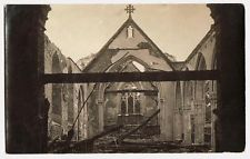 Wargrave church badly damaged by suffragette arson