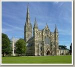 Saisbury Cathedral