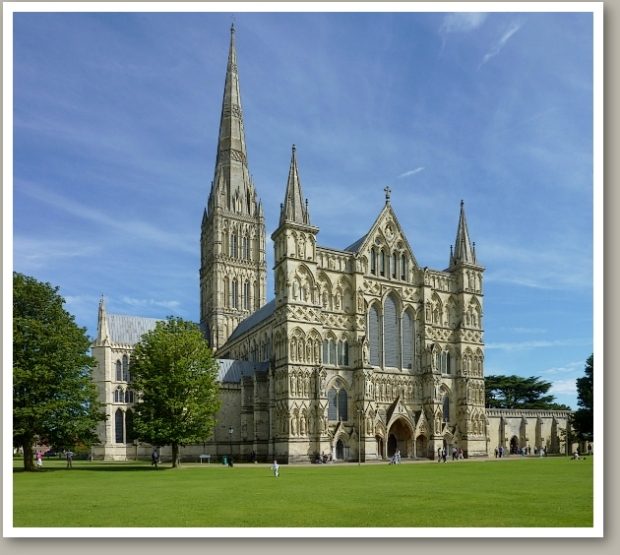 Saisbury Cathedral