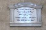 William Fawcett