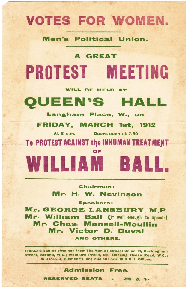 William Ball Flyer