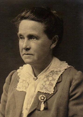 Millicent Fawcett - NUWSS president