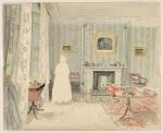 Drawing,_Sitting_Room,_7_Owen's_Row,_Islington,_1855_(CH_18708207)